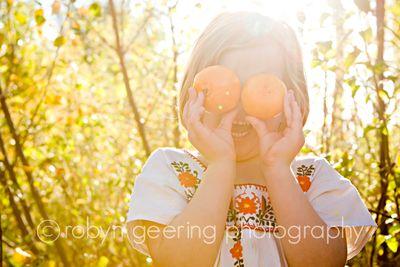 Harriet and mandarins web